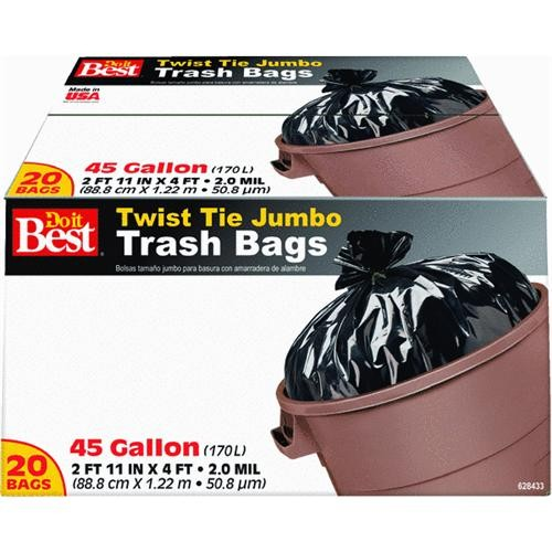 Presto Products Do it Best Jumbo Trash Bag