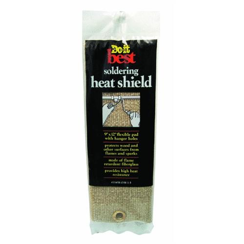 William H. Harvey Do it Best Soldering Heat Shield