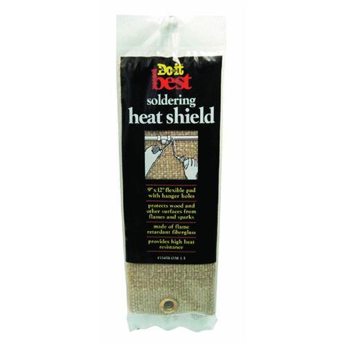 William H. Harvey Do it Best Soldering Heat Shield