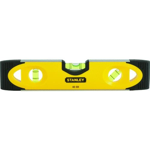 Stanley Magnetic High-Impact Torpedo Level