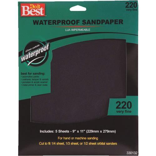 Ali Ind. Do it Best Waterproof Sandpaper