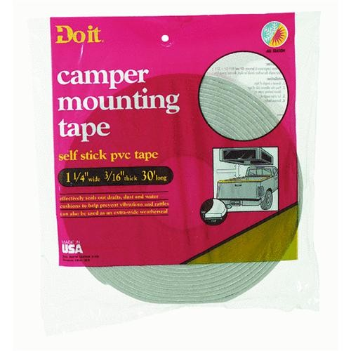 Thermwell Products Co. Do it Camper-Mount Tape