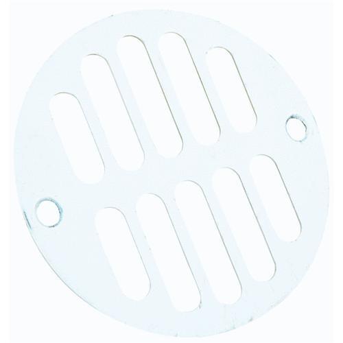 Do it Best Global Sourcing Do it Chrome Shower Drain Strainer