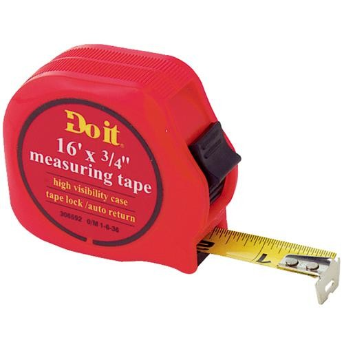 Do it Best Global Sourcing Do it English/Metric Power Tape Measure