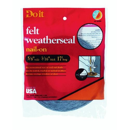 Thermwell Products Co. Do it Felt Weatherseal