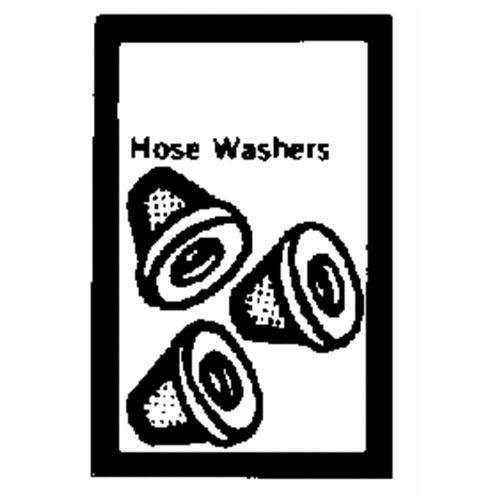 William H. Harvey Do it Filter Hose Washer