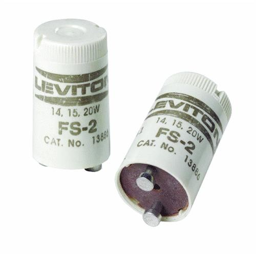 Leviton Do it Fluorescent Starters