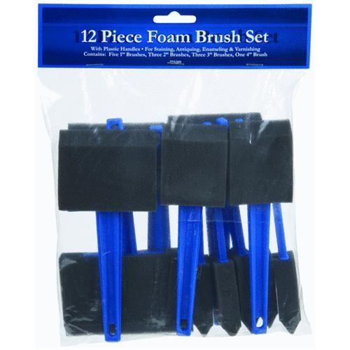 Do it Best Global Sourcing Do it Foam Brush Set