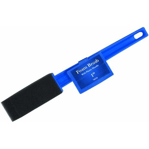 Do it Best Global Sourcing Do it Foam Brush With Plastic Handle