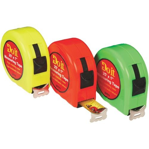 Do it Best Global Sourcing Do it Neon Tape Measure Display