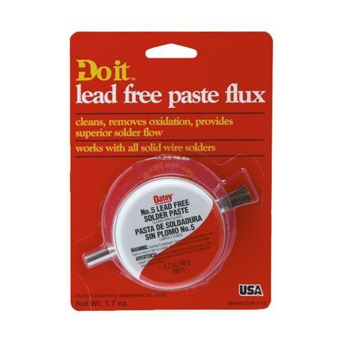 Oatey Do it No. 5 Lead-free Paste Flux
