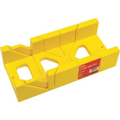 Great Neck Do it Plastic Miter Box