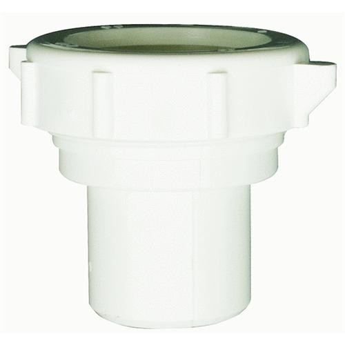 Plumb Pak/Keeney Mfg. Do it Plastic Vanity Reducing Coupling Drain Adapter