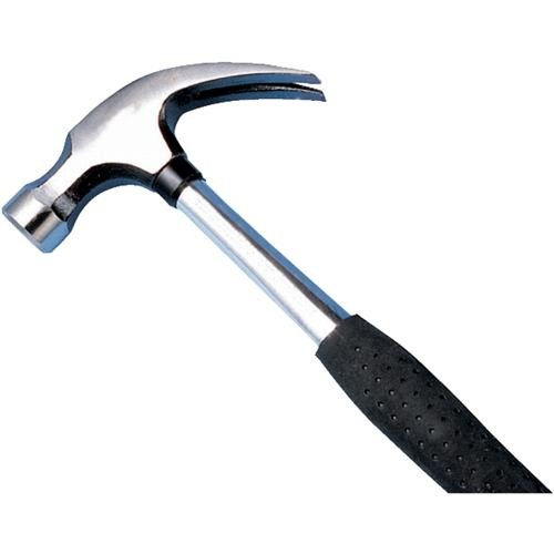 Do it Best Global Sourcing Do it Rubber-Covered Steel Handle Claw Hammer