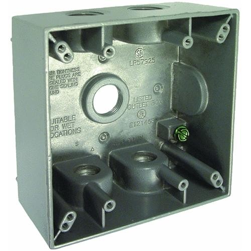 Hubbell Do it Weatherproof Electrical Box