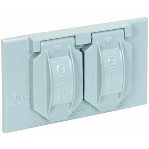 Hubbell Do it Weatherproof Electrical Cover