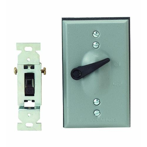 Hubbell Do it Weatherproof Outdoor Switch Cover