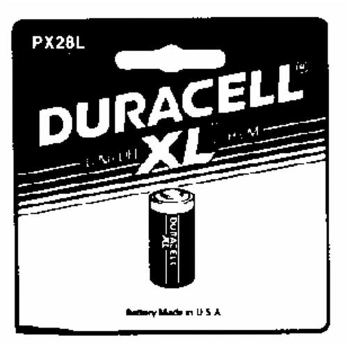 P & G/ Duracell Duracell 28L Lithium Camera Battery