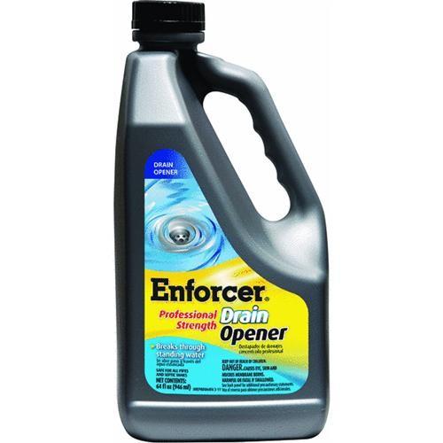 Enforcer Zep Enforcer Liquid Drain Cleaner