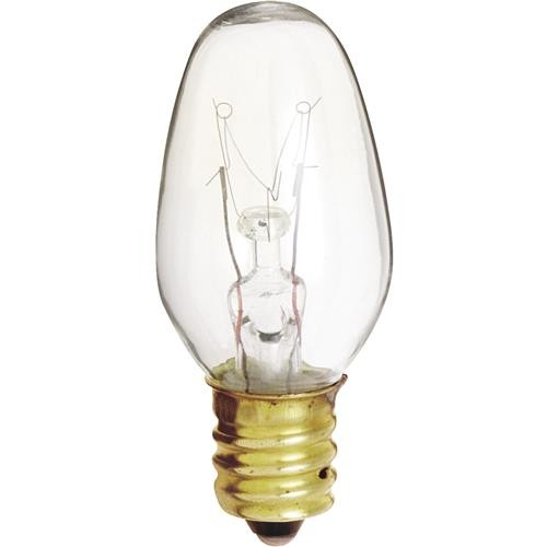 SATCO PRODUCTS, INC. Satco C7 Incandescent Night Light Bulb