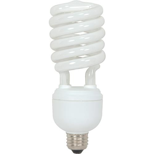 SATCO PRODUCTS, INC. Satco Hi-Pro T4 Medium Spiral CFL Light Bulb