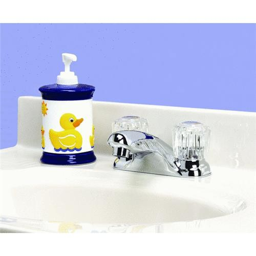 Globe Union Home Impressions 2 Acrylic Handle Bathroom Lavatory Faucet