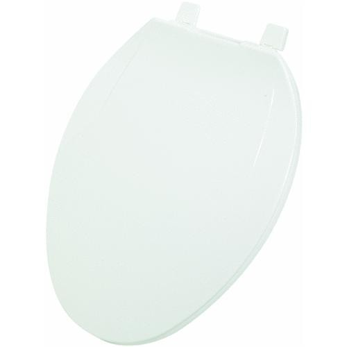 Do it Best Imports Home Impressions Elongated Plastic Toilet Seat