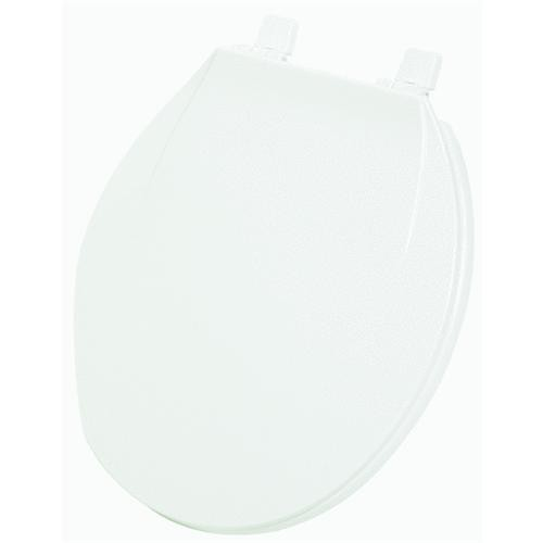 Do it Best Imports Home Impressions Round Plastic Toilet Seat
