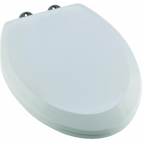 Do it Best Global Sourcing Home Impressions White Slow Close Toilet Seat