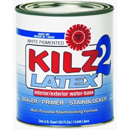 Masterchem Kilz 2 Latex Interior/Exterior Stain Blocking Primer