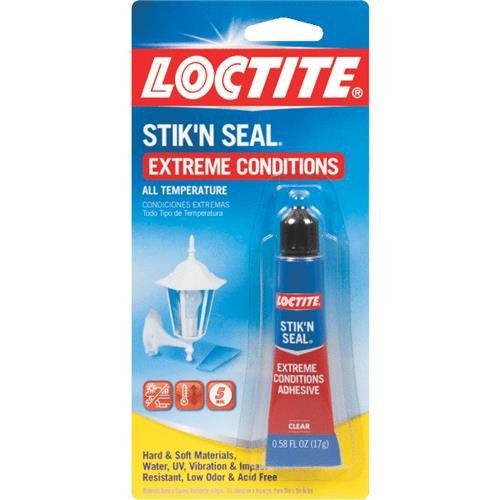 Henkel Corp Loctite Stik'N Seal Extreme Conditions Multi-Purpose Adhesive