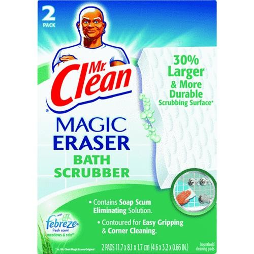 Procter & Gamble Mr. Clean Magic Eraser Bath Scrubber