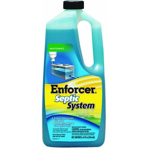 Enforcer Zep 64 Oz. Septic Cleaner