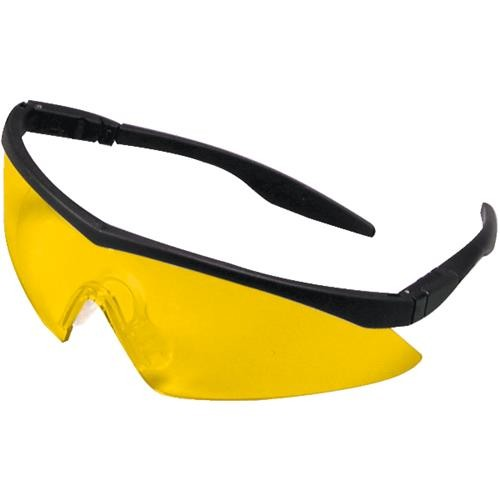 SAFETY WORKS INCOM Straight Temple Safety Glasses