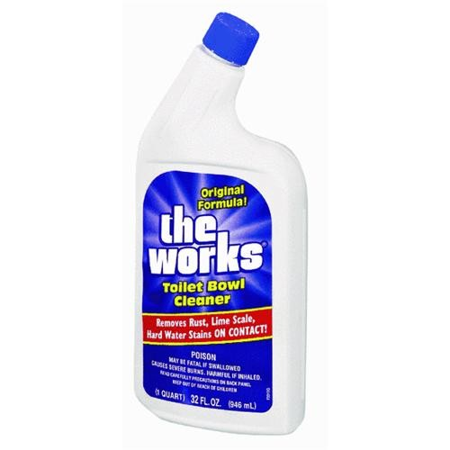 HomeCare Labs/ Works The Works Bowl Cleaner