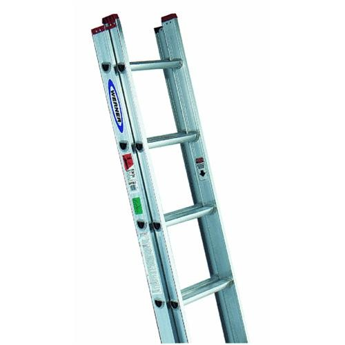 Werner Werner Type III Aluminum Extension Ladder