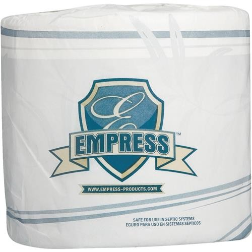 RJ Schinner Co. Empress Commercial Regular Roll Toilet Tissue