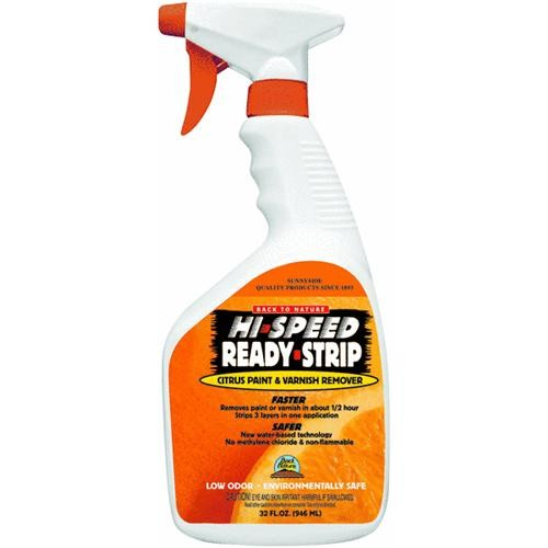 Sunnyside Corp. Ready Strip Citrus Paint And Varnish Remover