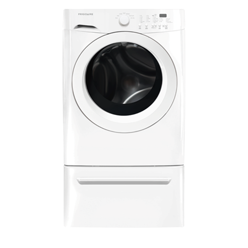 Frigidaire Front Load Washer, 3.9 C/F, High Efficiency, FFFW5000QW, White