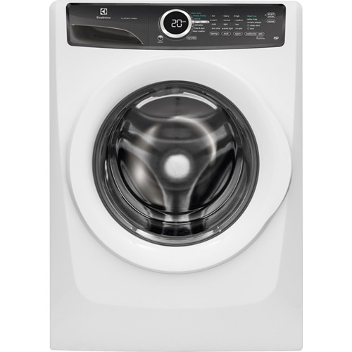 Electrolux Home Care 4.3 C/F Front Load Perfect Steam Washer w/ LuxCare Wash, EFLS517SIW, White