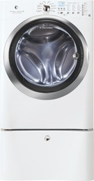 Electrolux Home Care 4.3 C/F Front Load Washer with IQ-Touch Controls featuring Perfect Steam, EIFLS60JIW, White
