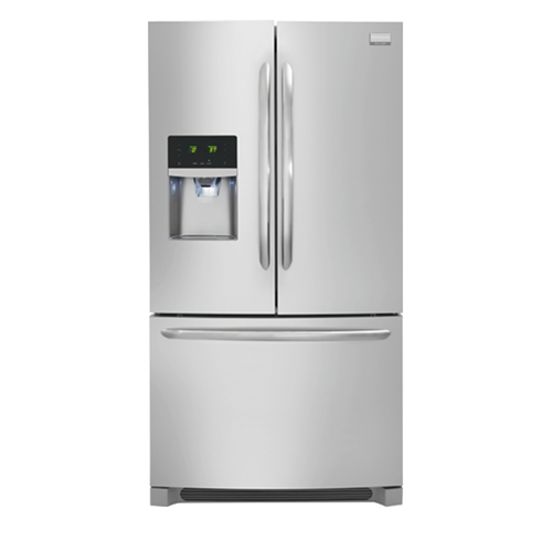 Frigidaire Gallery 27.2 C/F  Refrigerator with French Door