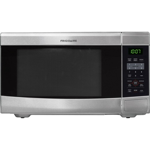 Frigidaire Microwave 1.1  C/F  Countertop, FFCM1134LS, Stainless Steel