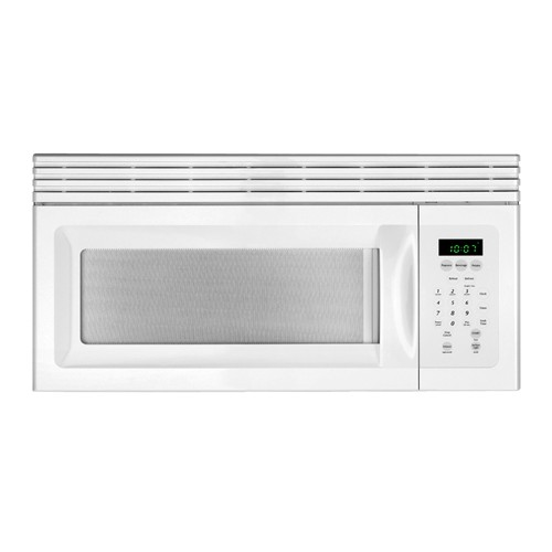 Frigidaire Microwave 1.5 C/F, Over-The-Range, MWV150KW, White