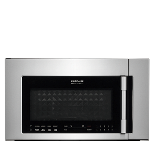 Frigidaire Microwave Frigidaire Professional 1.8 C/F 2-In-1  Convection Microwave, FPBM3077RF, Stainless Steel