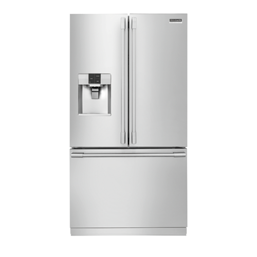 Frigidaire Professional 22.6 C/F Refrigerator French Door Counter-Depth, FPBC2277RF, Stainless Steel