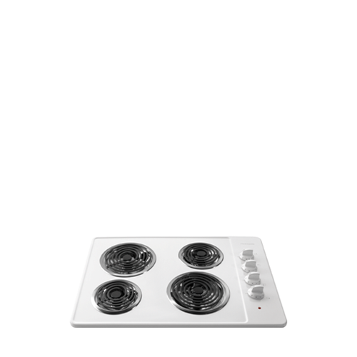 "Frigidaire 30"" Electric Cooktop, Coil Top,FFEC3005LW, White"