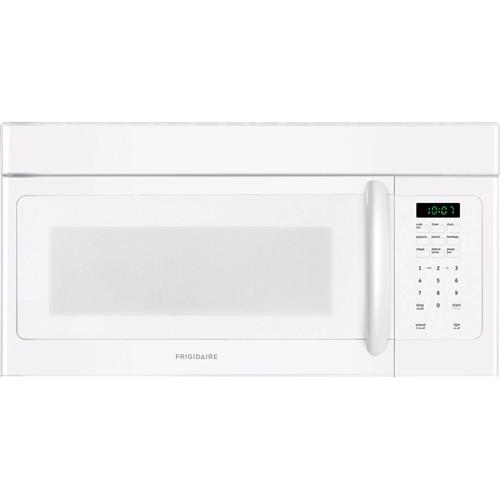 Frigidaire Microwave 1.6 C/F, Over-The-Range, FFMV162LW, White