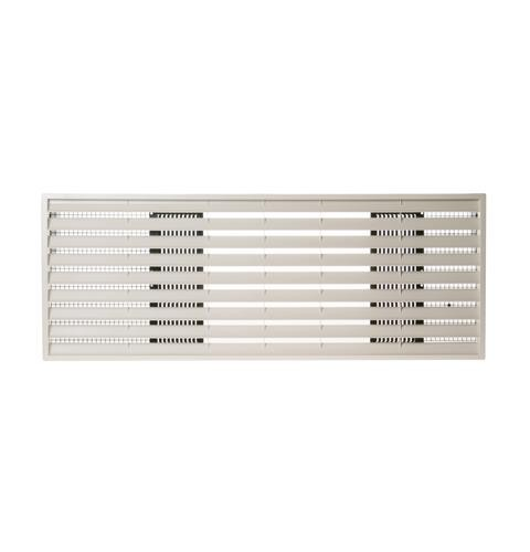 General Electric Zoneline Architectural Rear Grille - Beige