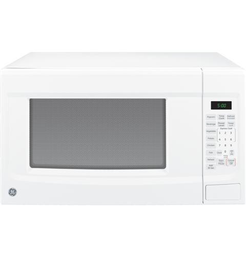 General Electric Microwave 1.4  C/F  Countertop,JES1460DSWW, White